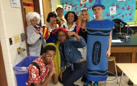 Spirit Week 2014: Costume/Disney Day
