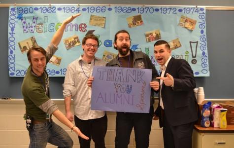 Second annual Career Exposé reunites alumni