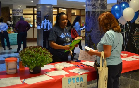 Springbrook hosts annual Back to School night