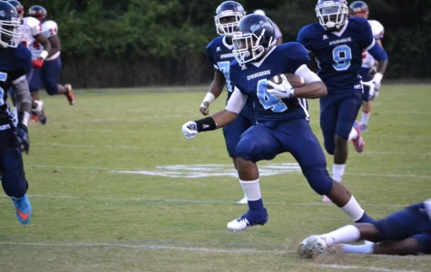 Springbrook football finds victory over Wootton