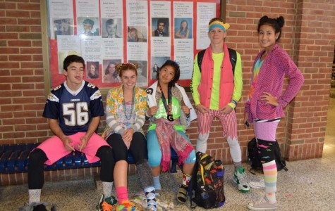 Spirit Week: Wacky Tacky Day