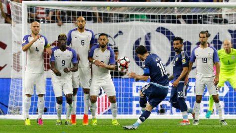 United States falls to Argentina 4-0