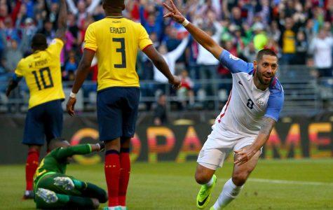 United States get past Ecuador, 2-1