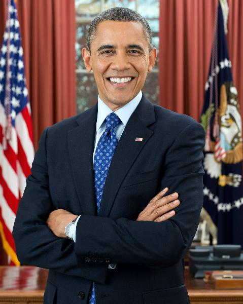Barack Obama, the 44th president of the United States, is the first black president in the nation's history.