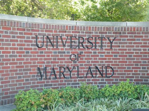 UMD students hold protest after noose is found in fraternity house