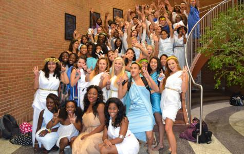 Blue Devils strut their stuff during Spirit Week