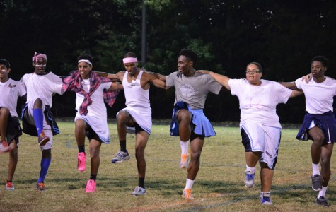 2nd Annual Powderpuff game