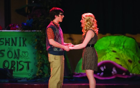 Sophomore plans to be Broadway star