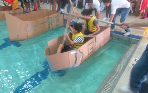 Sink or swim, canoe edition