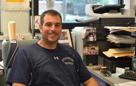 New athletic director brings new spirit