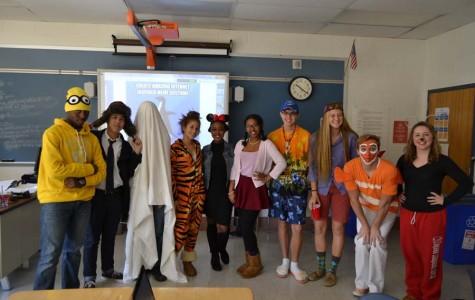 Spirit Week: Costume Day