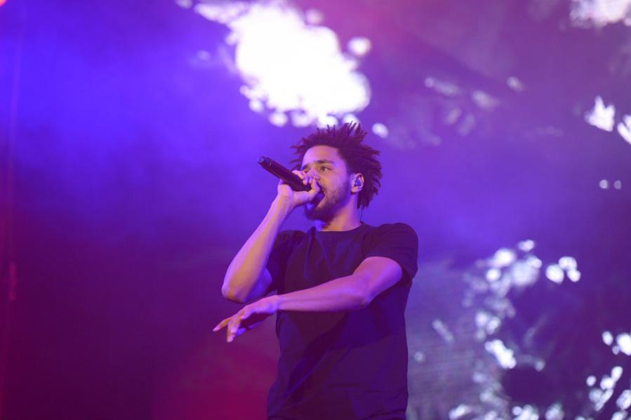 J. Cole is back