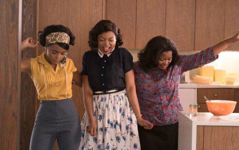 Hidden Figures dominates box office opening weekend