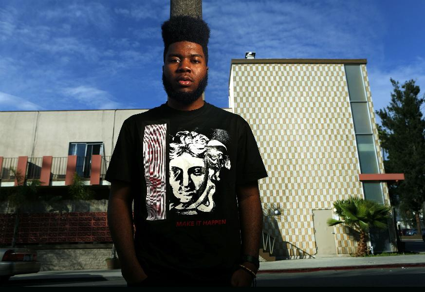 Khalid is gaining mainstream attention with his hit song Location and audiences are loving his debut album American Teen.