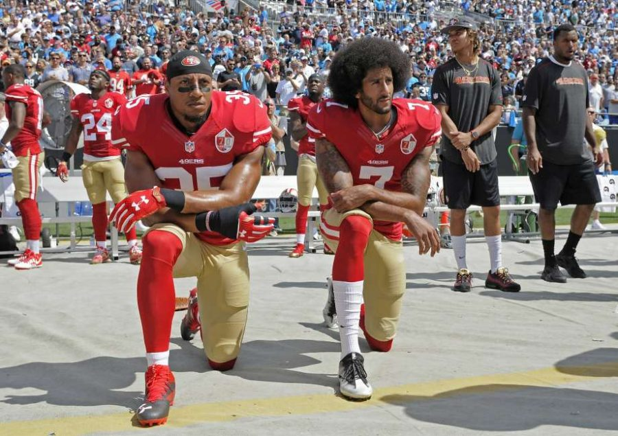 Opinion: Kneeling During The National Anthem