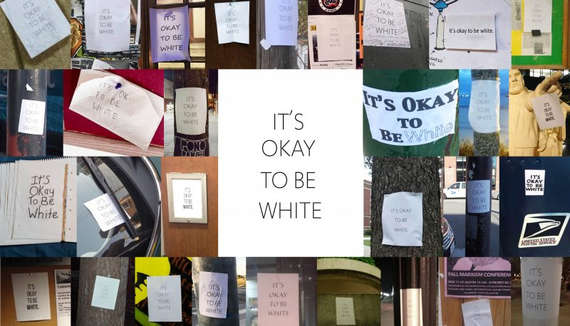 Is it okay to be white?