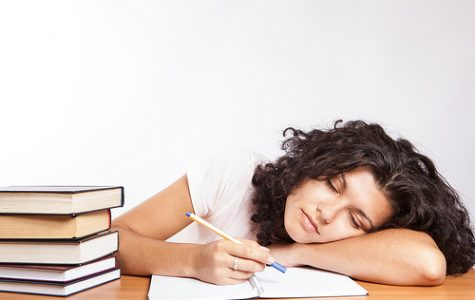 Sleep deprivation is impacting students