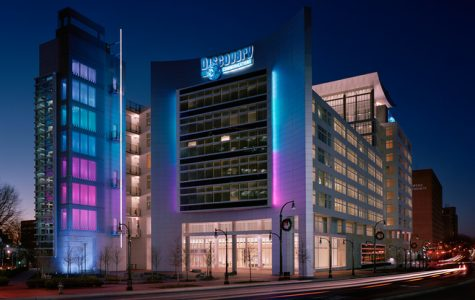 Discovery Communications is set to leave Silver Spring