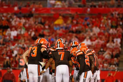 Cleveland Browns Finish 0-16