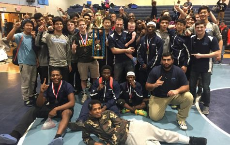 Springbrook wrestling makes history at 'Grapple at The Brook' tournament