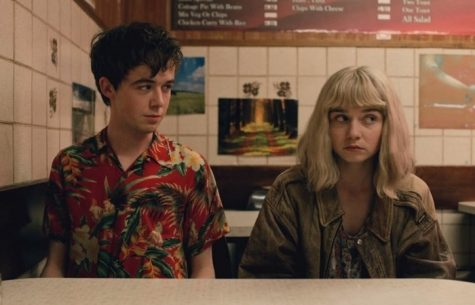The End of the F***ing World is oddly relatable