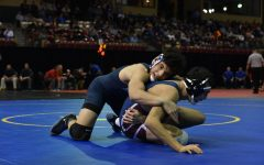 Springbrook wrestlers place at state championship