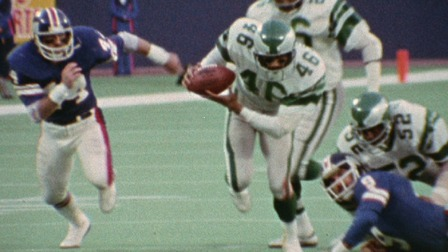 """The Miracle at the Meadowlands was a fumble recovery by cornerback Herman Edwards that he returned for a touchdown at the end of a November 19, 1978, National Football League game against the New York Giants in Giants Stadium."" -WPE"