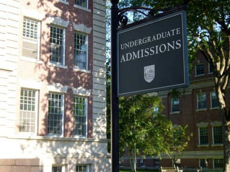 Opinion: The Irony of the Harvard Affirmative Action Case
