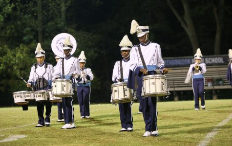 Springbrook places 3rd at annual drumline competition
