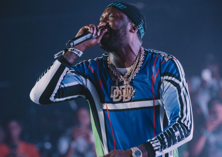 Meek+Mill+performs+for+the+first+time+since+his+release+from+prison.