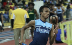 Livingstone Embraces Family's Athletic History