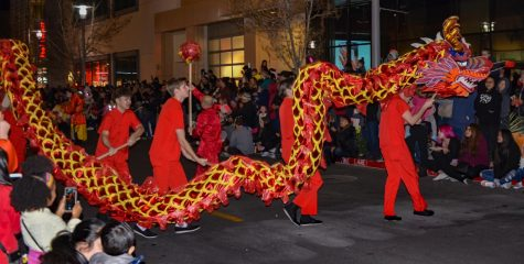 A Lunar New Year party in Las Vegas.